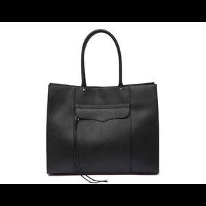 Rebecca Minkoff MAB leather tote
